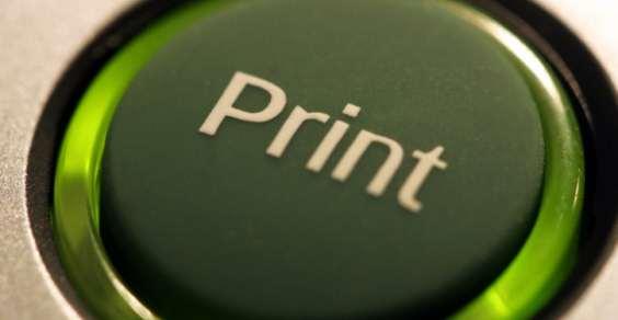Stampanti ecologiche